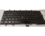 Lenovo Thinkpad X240 X250, valgustusega SWE-laotusega klaviatuur, [FRU: 04X0203], kasutatud, garantii 6 kuud