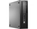 HP Elitedesk 705 G2 SFF/AMD PRO A10 - 8750B R7, 4C + 8G@3,60Ghz/8Gb RAM/120Gb uus SSD/Garantii 1 aasta