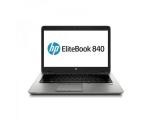 """HP EliteBook 840 G1 i5-4200U/8GB RAM/120GB UUS SSD(gar 3 aasta)/14"""" IPS (1920x1080)/veebikaamera/ID-kaardilugeja/valgustusega SWE-klaviatuur/aku tööaeg ~3h/Windows 10 Professional, kasutatud, garantii 1 aasta [ekaanil paremal poolvaevu märgatav defekt]"""