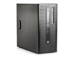 HP 800 G1 Minitower Core i7-4770/16GB DDR3/256GB uus SSD (gar 3a) & 500GB HDD/Uus graafikakaart NVIDIA GeForce GTX 1650 4GB 128bit (gar 3a)/HDMI-, DisplayPort- & DVI-väljundid/DVD-RW, Windows 10 Pro, kasutatud, Garantii 1 aasta