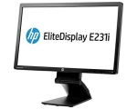 """23"""" Wide LED HP EliteDisplay E231 [B-klass], VGA & DVI-sisend, Display-port, PIVOT, resolutsioon 1920x1080, 5 ms, reguleeritava kõrgusega jalg, USB-hub, kasutatud, garantii 1 aasta [ekraanil mõni kriim või hele laik]"""