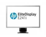 """24"""" Wide LED HP E241i, IPS-paneel, VGA & DVI-sisend, Display-port, USB-hub, PIVOT, resolutsioon 1920x1200, reguleeritava kõrgusega jalg, kasutatud, garantii 1 aasta"""