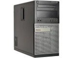 Dell Optiplex 3020 Minitower Intel Core i5-4570S/8GB DDR3/240GB uus SSD (gar 3a) & 500GB HDD/Uus graafikakaart NVIDIA GeForce GTX 1650 4GB 128bit (gar 3a)/DVD-RW/HDMI-, VGA- & DVI-väljundid/Windows 10 Pro, kasutatud, Garantii 1 aasta