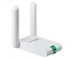 300Mbps USB Wifi võrgukaart TPLink TL-WN822N, lisaantennidega, uus, garantii 3 aastat