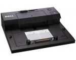 Dock Dell Latitude E-seeriale E-Port (2xUSB 3.0, 1xDVI & 1xDisplayPort, VGA) + 130W laadija, kasutatud, garantii 1 aasta