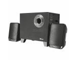 Juhtmevabad 2.1 kõlarid Trust Evon, 3.5mm kõrvaklapiühendus & Bluetooth, subwoofer 30W (15W RMS), Uus, Garantii 2 aastat