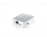 3G/4G-toega kaasaskantav Wifi-ruuter TP-LINK TL-MR3020, 1 LAN-port, töötab eesti 4G USB-pulkadega, uus, garantii 2 aastat
