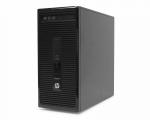 HP ProDesk 400 G2 Microtower Business PC i3-4130/8GB DDR3/128GB SSD/DVD-RW/VGA & DisplayPort-väljund/Windows 10 Pro/kasutatud, garantii 1 aasta