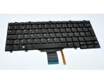Dell Latitude E7250 klaviatuur, SWE-laotus, klaviatuuri valgus, töökorras ja vähe kulunud. Garantii 6 kuud