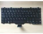 Dell Latitude E7450 klaviatuur/SWE laotus/kasutatud/garantii 6 kuud