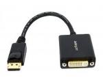 UUS! DisplayPort  > DVI üleminek, 10 sentimeetrit
