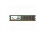 Lauaarvuti DDR3 4GB PC3-12800/1600 CL11, Patriot PSD34G16002, Uus, Piiratud eluaegne garantii