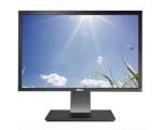 """24"""" Wide LCD Dell UltraSharp U2410, resolutsioon 1920x1200, 6 ms, HDMI, Displayport, DVI- & VGA-sisend, S-video & composite, USB-HUB, reguleeritava kõrgusega jalg ei hoia kõrgust, PIVOT-funktsioon, garantii 1 aasta"""