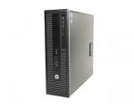 HP ProDesk 600 G2 SFF i3-6100/8GB RAM/240GB uus SSD (gar 3a)/Intel HD 530 graafika/DVD-RW/2 x DisplayPort/VGA-väljund/Windows 10 Professional, kasutatud, garantii 1 aasta