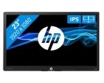 """23"""" Wide LED HP EliteDisplay E232, IPS paneel, Full HD resolutsioon (1920X1080), DVI-, VGA-, DisplayPort- & HDMI-sisendid, jalata, kasutamiseks koos seinakinnitusega, Pivot, kasutatud, garantii 1 aasta"""