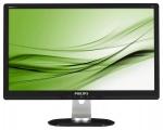 """24"""" Wide LCD Philips Brilliance 241P, 5 ms, resolutsioon 1920x1080,Displayport,  DVI- ja VGA-sisend, reguleeritava kõrgusega jalg, kõlarid, garantii 1 aasta"""