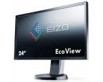 """24"""" Wide LED EIZO FlexScan EV2436W, IPS-paneel, resolutsioon 1920 x 1200, DisplayPort, DVI- & VGA-sisend, USB-HUB, kõlarid, reguleeritava kõrgusega jalg, kasutatud, garantii 1 aasta"""