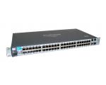 HP ProCurve Switch 2610-48 J9088A/ 48 Porti/ kasutatud/Garantii 6 kuud.