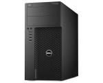 Dell Precision 3620 Intel i7-6700/16GB DDR4/240GB SSD & 500GB HDD/Uus graafikakaart NVIDIA GeForce GTX 1650 4GB 128bit (gar 3a)/DVD-RW/HDMI-, DisplayPort- & DVI-väljundid/Windows 10 Pro, kasutatud, Garantii 1 aasta