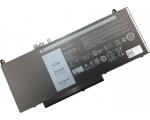 Aku Dell Latitude E5470 E5570 E5270, 62Wh, type: 6MT4T, uus Li-polümeer originaalaku,  garantii 6 kuud