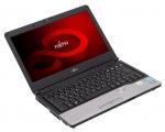 """Fujitsu Lifebook S792 i5-3210M/8GB DDR3/128GB SSD/Intel HD4000 graafika/13.3"""" HD LED (1366x768)/veebikaamera/ DVD-RW/3G/ ID-kaardilugeja/eesti klaviatuur/aku ~3h/Windows 10 Pro, kasutatud, garantii 1 aasta"""