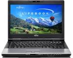 """Fujitsu Lifebook S752 i5-3230M/8GB DDR3/128GB SSD/Intel HD4000 graafika/14"""" HD LED (1366x768)/veebikaamera/ DVD-RW/ID-kaardilugeja/eesti klaviatuur/ aku ~2h/Windows 10 Pro, kasutatud, garantii 1 aasta [minimaalsed kasutusjäljed]"""