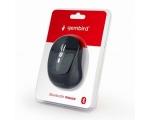 Juhtmevaba Bluetooth hiir GEMBIRD MUSWB-6B-01 6-nuppu, garantii 2 aastat.
