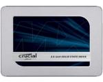 SSD SATA 2.5 500GB CRUCIAL MX500| kirjutamine 510 MB/s | lugemine 560 MB/s| uus, garantii 3 aastat