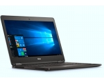 "Dell Latitude E7470 Ultrabook i5-6300U/8GB DDR4/256GB SSD/Intel HD520 graafika/14"" Full HD IPS (1920x1080)/veebikaamera/ ID-lugeja/valgustusega eesti klaver/aku ~5h/Windows 10 Pro, kasutatud, garantii 1 a [kaanel kasutusjäljed]"