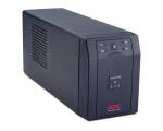 APC Smart-UPS, 620VA/390W, input 230V/output 230V, Interface Port DB-9 RS-232/ uus, kaasa rs-323 kaabel ja manualid/ Grantii 6 kuud