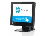 """HP L6015tm Retail Touch Monitor/ 15"""" 4:3 LED 1024 x 768 at 60 Hz/ 10 punkti puutetundlikus/ DVI-D, VGA, DisplayPort/ Garantii 6 kuud."""