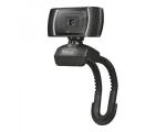 Veebikaamera Trust Trino mikrofoniga, resolutsioon 1280x720, uus, garantii 3 aastat