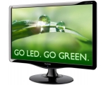 """22"""" Wide LCD LED ViewSonic VA2231wa, resolutsioon 1920x1080, 5 ms, VGA-sisend, kasutatud, ekraanil kriimustused garantii 1 aasta"""