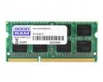 Sülearvuti DDR3 4GB PC3-10600/1333 Goodram, uus, garantii 2 aastat