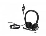 Logitech H390 USB kõrvaklapid mikrofoniga, kasutatud, Garantii 1 kuu