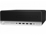 HP ProDesk 600 G3 SFF i3-7100/8GB DDR4/256GB SSD/Intel HD 630 graafika/DisplayPort & VGA-väljund/LAN/Windows 10 Professional, kasutatud, garantii 1 aasta
