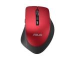 Juhtmevaba hiir Asus WT425, punane, USB, väikese nano-vastuvõtjaga, uus, garantii 1 aastat