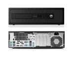 HP EliteDesk 800 G1 SFF i5-4590@3,3GHz (6MB cache)/8GB DDR3/240GB uus SSD (gar 3a)/2 x DisplayPort/VGA-väljund/Windows 10 Professional, kasutatud, garantii 1 aasta