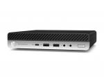 HP ProDesk 600 G3 Mini i5-7500T/8GB DDR4/250GB uus NVMe SSD (gar 3a)/Intel HD 630 graafika/2xDisplayPort & VGA-väljund/LAN/Windows 10 Professional, kasutatud, garantii 1 aasta