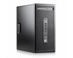 HP ProDesk 600 G2 Microtower i5-6500/16GB DDR4/256GB SSD/NVidia Quadro K420 2GB graafika/DisplayPort- & DVI-väljundid/DVD-RW/Windows 10 Professional, kasutatud, garantii 1 aasta