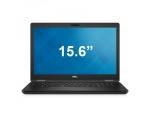 """Dell Latitude 5580 i5-7200U/8GB DDR4/256GB SSD/Intel HD 520 graafika/15,6"""" Full HD LED (1920x1080)/veebikaamera/täismõõdus eesti klaviatuur/aku ~3h/Windows 10, kasutatud, garantii 1a [ekraanil minimaalsed kasutusjäljed]"""