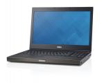 """Dell Presision M4800 i7-4810MQ/32GB RAM/240GB uus SSD(gar 3a)/IPS 15.6"""" (1920x1080)/Intel HD4600 & Nvidia Quadro K1100M graafika/VGA, HDMI ja Displayport /veebikaamera/DVD rom/ ID-lugeja/Valgustusega klaviatuur/ UUS aku ~4h/Windows 10, Garantii 1 aasta"""