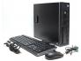 HP EliteDesk 800 G1 USDT i3-4160@3,6GHz/8GB RAM/240GB uus SSD (garantii 3 aastat)/DVD/2 x DisplayPort & VGA-väljund/Windows 10 Professional/Office 365 Academic veebiversioon, kasutatud, garantii 2 aastat