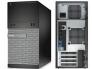 DELL Optiplex 3020 Minitower i5-4460@3,4GHz (6M Cache)/8GB RAM/120GB uus SSD (garantii 3 aastat)/DVD-RW/Windows 10 Professional, kasutatud, garantii 1 aasta