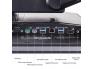"HP EliteOne 800 G1 Touch AiO - Core i5-4590S/8GB DDR3/240GB uus SSD (gar 3a)/24"" Wide FullHD puutetundlik LED (1920x1080)/veebikaamera/kõlarid; Windows 10 Home, kasutatud, garantii 1 aasta"