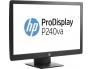 """24"""" Wide LED HP ProDisplay P240va, HDMI- , DisplayPort & VGA-sisend, Full HD resolutsioon 1920x1080, kasutatud, garantii 1 aasta"""