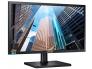"""24"""" Wide LED Samsung S24E650, HDMI, DisplayPort, VGA-sisend, resolutsioon 1920x1080, reageerimiskiirus 4 ms, reguleeritava kõrgusega jalg, garantii 1 aasta"""