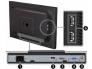"""24"""" Wide LED HP LA2405x, VGA & DVI-sisend, Display-port, PIVOT, resolutsioon 1920x1200, 5 ms, reguleeritava kõrgusega jalg, USB-HUB, garantii 1 aasta"""