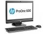 """HP ProOne 600 G1 All-in-One - Core i5-4570S/8GB DDR3/128GB SSD/22"""" Wide Full HD IPS LED (1920x1080)/veebikaamera/ kõlarid; Windows 10 Home, kasutatud, garantii 1 aasta [ekraanil mõned kasutusjäljed & korpusel iluvead]"""