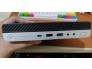 HP ProDesk 600 G3 Mini i5-7500T/8GB DDR4/500GB uus NVMe SSD (gar 3a)/Intel HD 630 graafika/2xDisplayPort & VGA-väljund/LAN/Windows 10 Professional, kasutatud, garantii 1 aasta